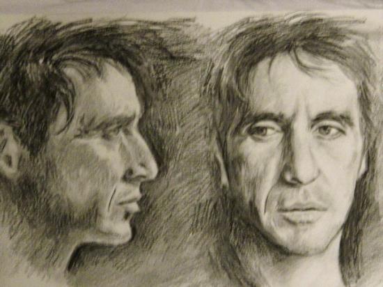 Al Pacino por Betty